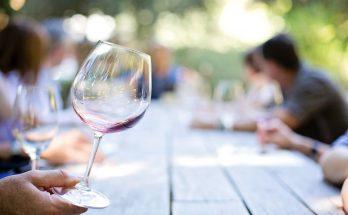 come degustare il vino
